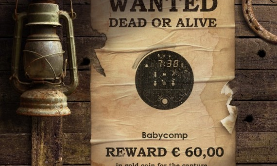 Wanted-Babycomp
