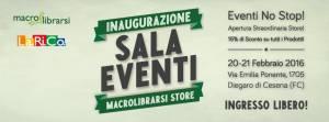 Macrolibrarsi Sala Eventi