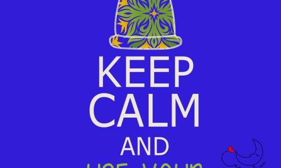 keep calm mooncup