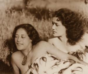 Donne Maori