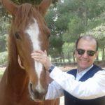 Romualdo Nieddu foto con cavallo (2)